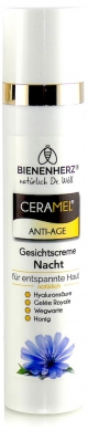 Gesichtscreme Anti Age Nacht | 50ml AIRLESS-Spender